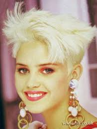 hairstyle punk skater cut 1980s image result for short bleached hair women 80s hair pinterest
