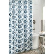 Polyester Shower Curtains Flower Drop Polyester Shower Curtain Shower Curtains Design