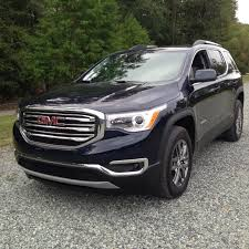 gmc sedan slim trim suv 2017 gmc acadia