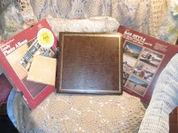 holson photo albums vintage family holson photo album still in box with unopened