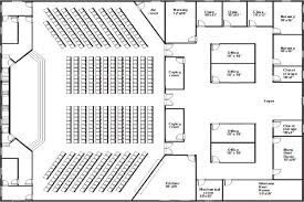 small church floor plans small auditorium floor plans adhome