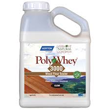 3000 wood floor sealer polywhey nontoxic vermont coatings