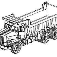 dump truck kids coloring page dump truck kids coloring page 21448