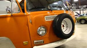 orange volkswagen van 1971 volkswagen transporter van for sale in our louisville