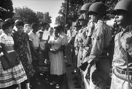 Livingroom Images Little Rock Nine Photos Of A Civil Rights Triumph In Arkansas