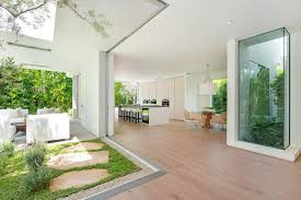 inside home design srl house with multilevel decks surrounded by gardens internal