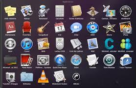 logiciel icone bureau gestion des logiciels sous mac