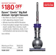dyson black friday costco deal dyson cinetic big ball animal upright vacuum 569 99