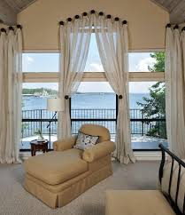 Best Curtain Ideas Images On Pinterest Curtains Window - Bedroom curtain design ideas