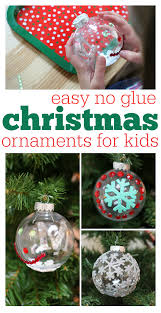 easy no glue ornaments ornament ornament