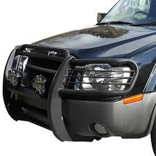 nissan frontier led headlights 00 nissan frontier 00 01 xterra front bumper protector brush