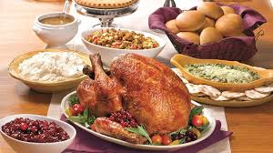 thanksgiving is the bowl for boston market