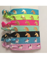 creaseless hair ties sweet deal on ponytail holder beaded hair tie leather wrap