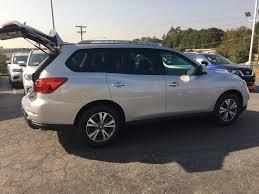 nissan pathfinder visor recall 2017 nissan pathfinder s alloys charlotte north carolina area