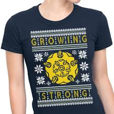 the holidays are growing strong women u0027s apparel once upon a tee