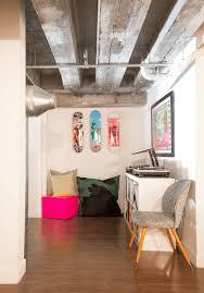 loft house design ashley u0027s soft industrial artist loft house tours industrial and