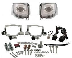 goldwing driving lights reviews pathfinder rectangular led fog light kit gl 1800 gold wing 12 17