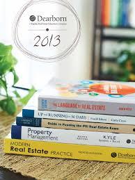 dearborn 2013 catalog real estate broker textbook