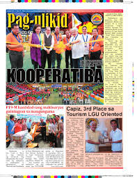pag ulikid newsletter october 2012 by capiz provincial press