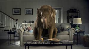 spiriva commercial elephant actress spiriva tv commercial for maintenance and treatment of copd ispot tv