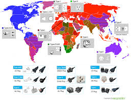 World Map Thailand by News Of Easysmart Gadgets World Map For Power Plug Types