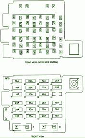 1998 gmc sierra fuse box 1998 wiring diagrams instruction