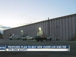 denver to buy sun valley warehouse for overflow homeless shelter