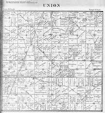 County Map Of Indiana Wells County Indiana Ingenweb