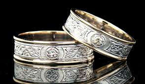 celtic wedding rings product detail celtic wedding rings ardagh shield band with 5
