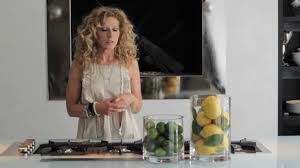 kelly hoppen practical citrus kitchen youtube