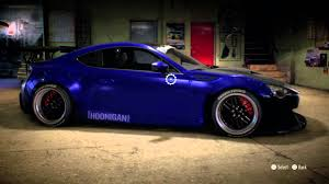 subaru brz rocket bunny v2 dream car brz rocket bunny youtube