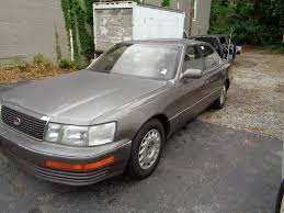 lexus ls models by year lexus ls 400s for sale in maryville tn 37804