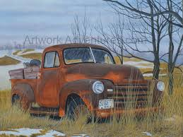 wooden pickup truck old abandoned trucks artwork adventures