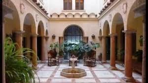 hacienda floor plans with courtyard architectures homes with courtyards in the center homes with