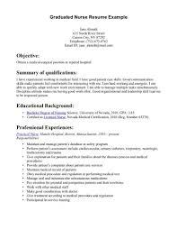 exle of nursing resume hospital resume sle nursing sles india mid
