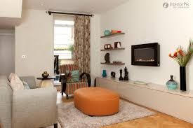 Apartment Living Room Without Tv Attractive Simple Small Apartment Living Room Tv Background Wall