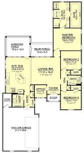 House Plans With Two Master Suites On Main Floor 116 Best 1800 Sq Ft House Plans Images On Pinterest House Floor