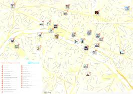 Paris Map Metro by Map Directory 1505481908 Paris Tourist Attractions Metro In
