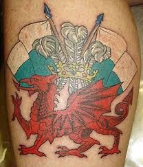 best 25 welsh tattoo ideas on pinterest welsh symbols celtic