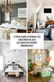Ideas To Decorate Home Bedroom Designs Archives Digsdigs