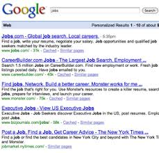 posting resume on monster how to use google to find a job