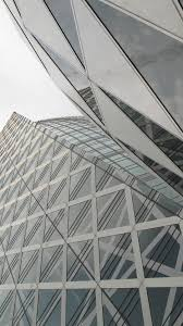 tokyo architecture glass building skyscraper iphone 6 plus hd