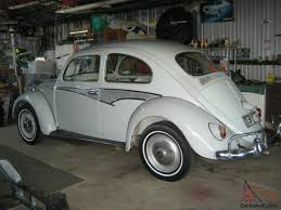 vw bug ute vw beetle 60 61 model with 50 50 tailights and many factory
