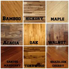 types of wood flooring types of and woods on for types