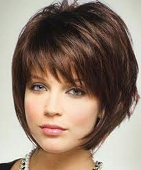 haircut for round face with double chin 12 short hairstyles for round faces with double chin new natural