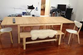 ikea norden table for sale ikea table with norden bench google search ikea pinterest