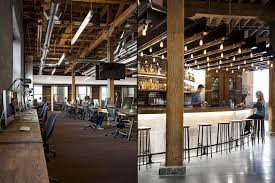 tech office pictures cafe inspired tech offices san francisco office