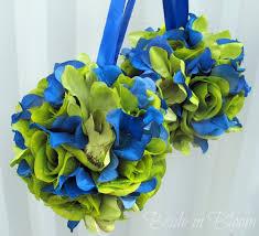 Lime Green Flowers - 140 best wedding lime green u0026 royal blue images on pinterest