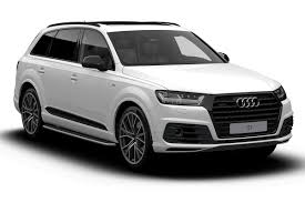 audi advertisement new audi q7 vorsprung and black editions announced auto express
