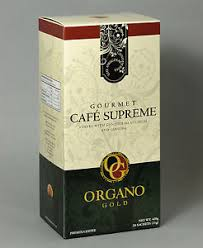 Organo Gold Business Cards 6 Boxes Organo Gold Gourmet Cafe Supreme Ganoderma Lucidum